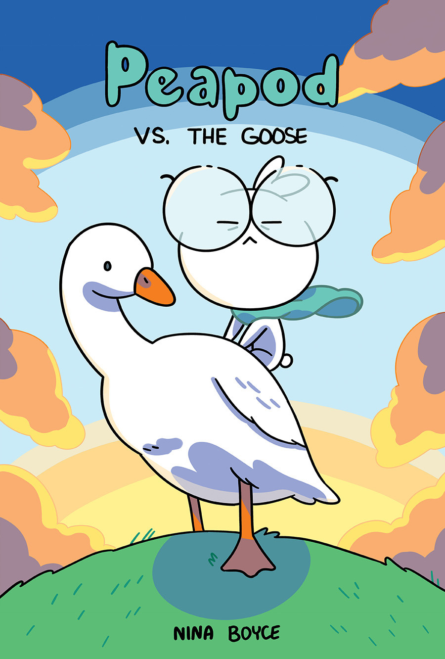 peapod vs the goose by nina boyce